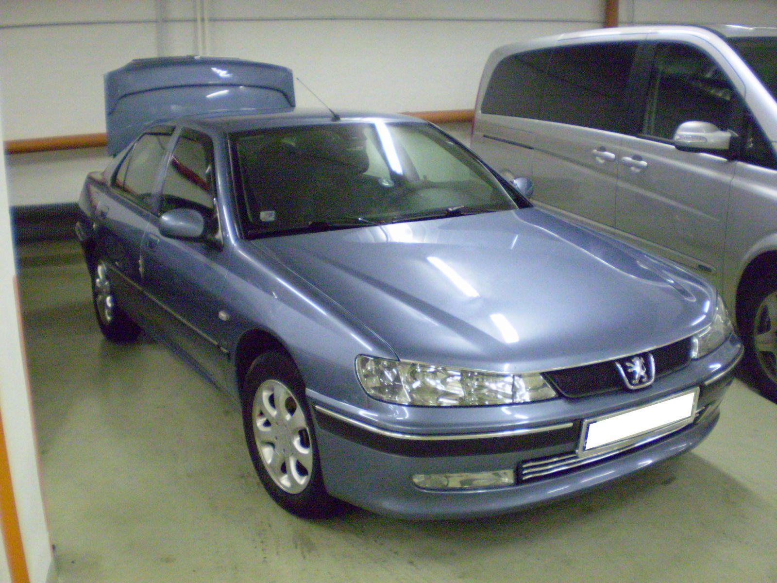 Zdenda406; auta