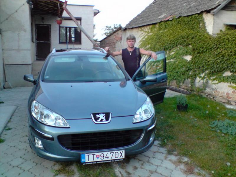 Max407 auta