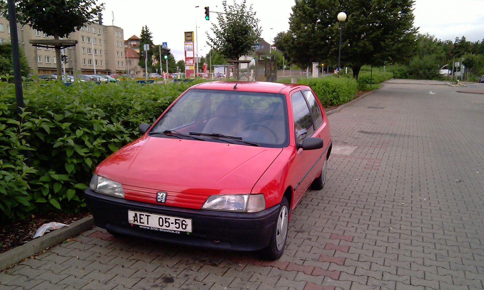 Jimmy106 auta