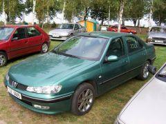 12. sraz Peugeot Clubu - Červený Kostelec, 9.-11. září 2005