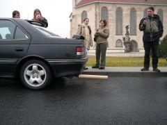 17. sraz Peugeot Clubu - 3. Zimní klouzání - Svahová u Chomutova, 9.-11.února 2007