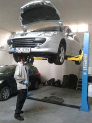 Peugeot 307SW 1.6hdi