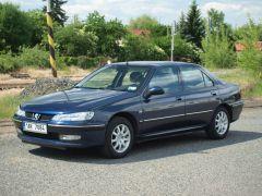 Peugeot 406 1.8 16V 81kW