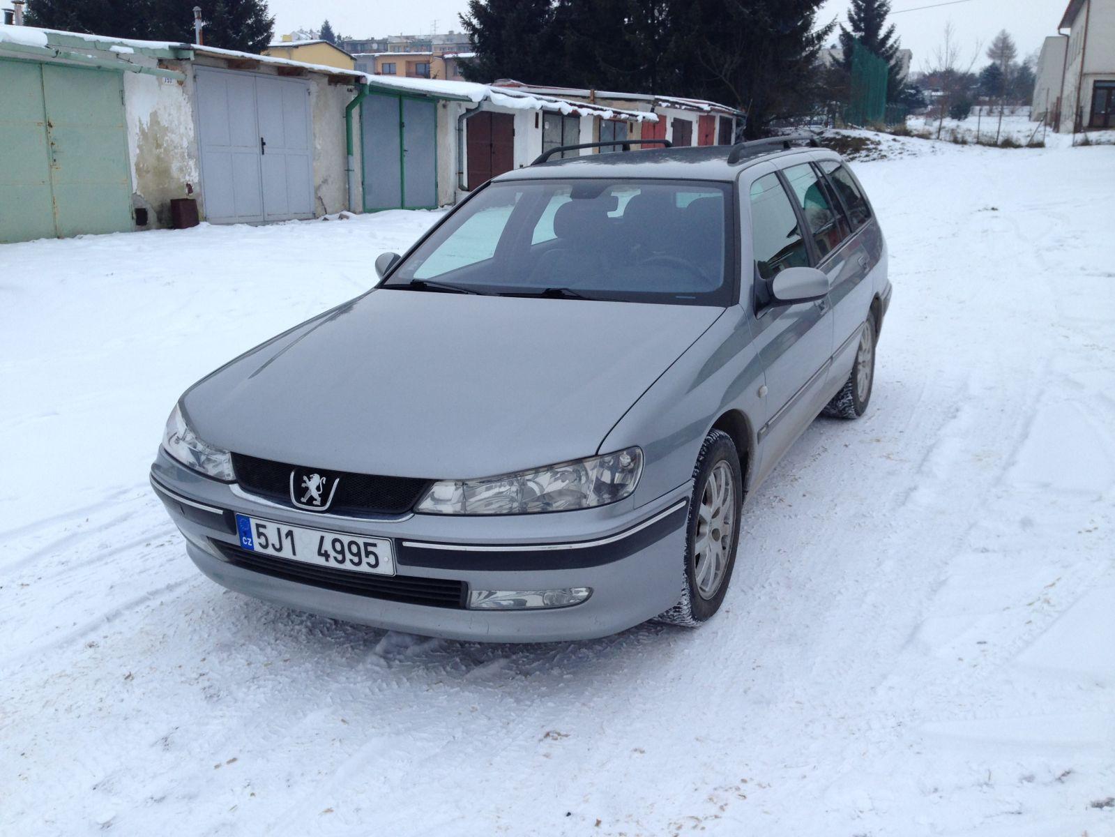 Peugeot 406 2,2 HDI