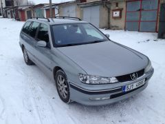 Peugeot 406 2,2 HDI_2