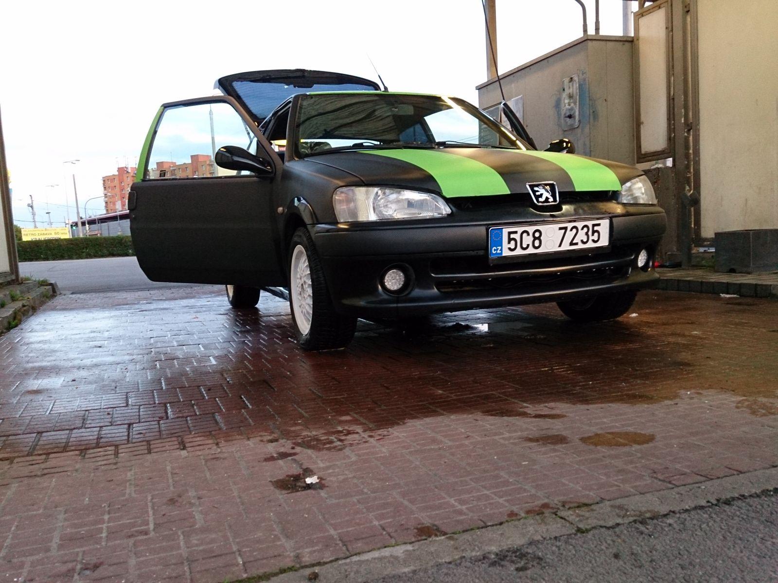 Peugeot 106 74kw