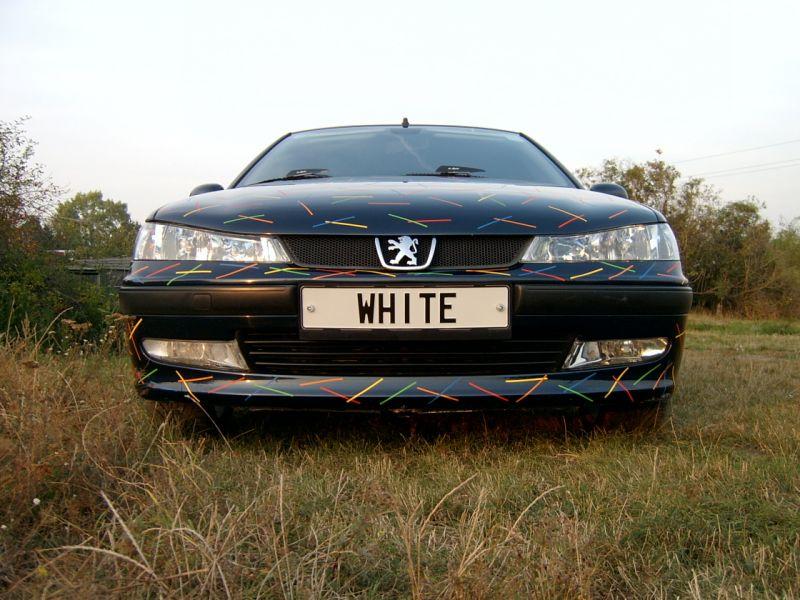 white auta
