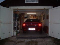 Raději se schovám do garáže
