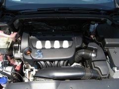 čištění motoru