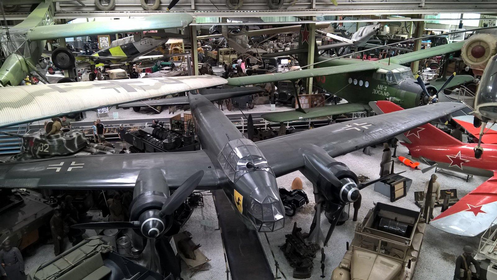 Technik Museum Sinsheim 2019